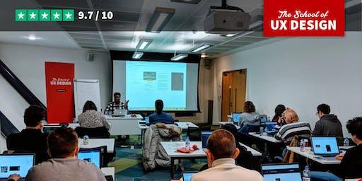 The School of UX: Service Design course