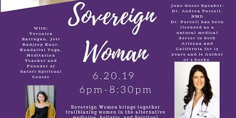 Sovereign Woman tickets