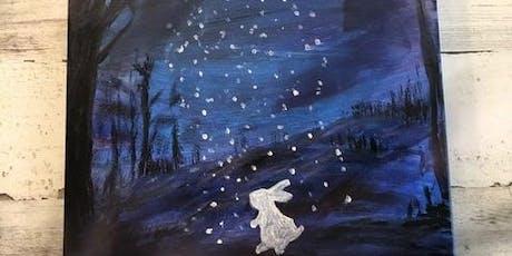 White Rabbit in the Moonlight - BYOB tickets
