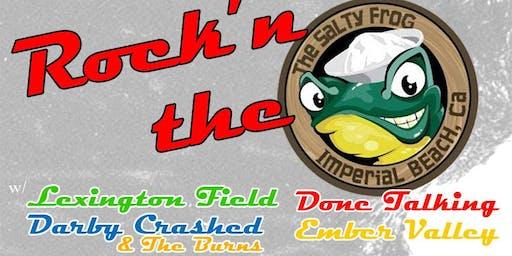 Rock'n the Salty Frog