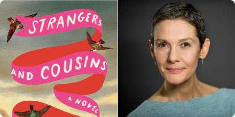 Author Talk: Strangers and Cousins with Leah Hager Cohen tickets