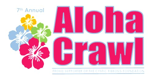 7th Annual Aloha Crawl supporting Cystic Fibrosis