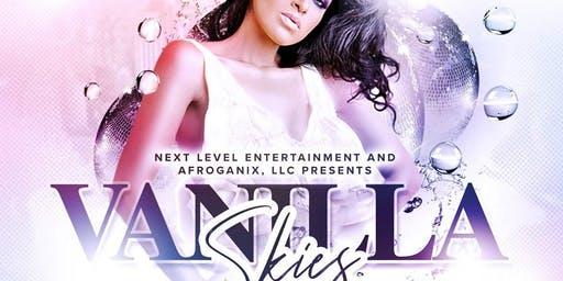 Vanilla Skies: The Upscale, Grown & Classy All White Affair LIVE BAND & DJ