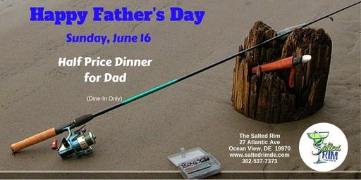 Father's Day Dinner in Authentic Train Cars