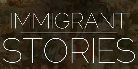 Writing the Immigrant Story tickets