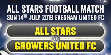 Big Joe Egan's All Star Football Match  tickets