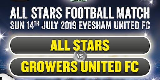 Big Joe Egan's All Star Football Match