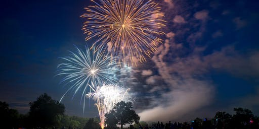 All American Celebration Buffet & Fireworks at Barnsley Resort