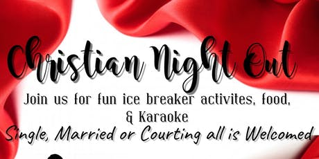 Christian Night Out tickets