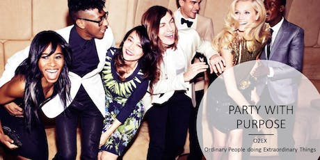 FASHION PARTY WITH PURPOSE tickets