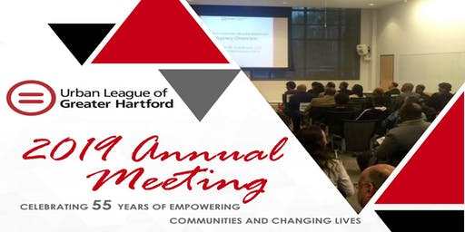 Urban League of Greater Hartford- 2019 Annual Meeting