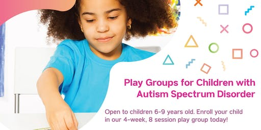 Connect PLAY-Groups for Children with Autism Spectrum Disorder