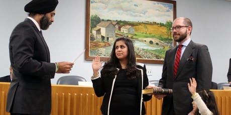 A PPro Conversation with the USA's first Muslim American Woman Mayor tickets