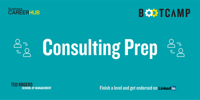 Consulting Prep Bootcamp Day 1 - Fundamentals of Consulting: Industry