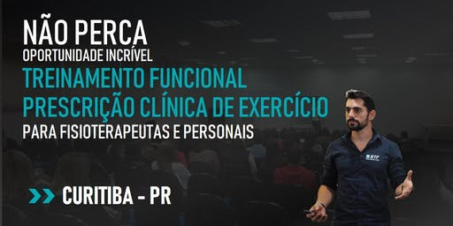 STF: Prescrição de Treinamento Funcional e Prescrição Clínica de Exercício