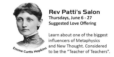 Rev Patti's Salon tickets