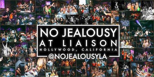 No Jealousy Sunday Party Brunch at Liaison - White Party Brunch