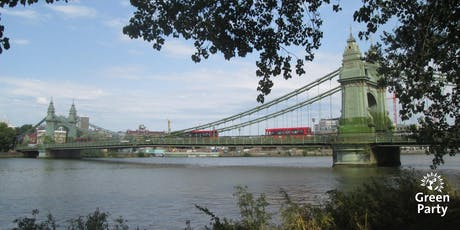 Putney Bridge to Barnes Bridge Riverside Walk tickets