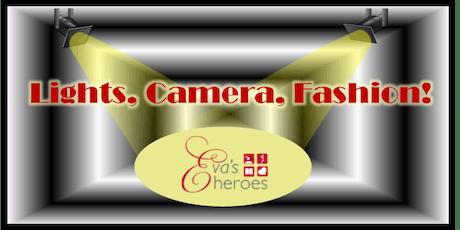 Lights, Camera, Fashion!  tickets
