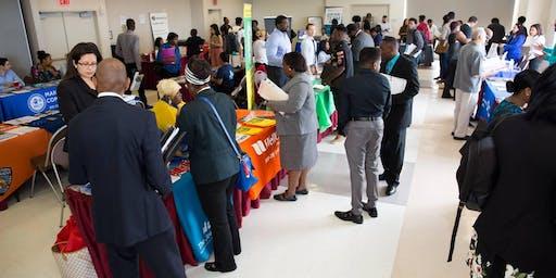 Senator Kevin Parker's 12th Annual Job Fair