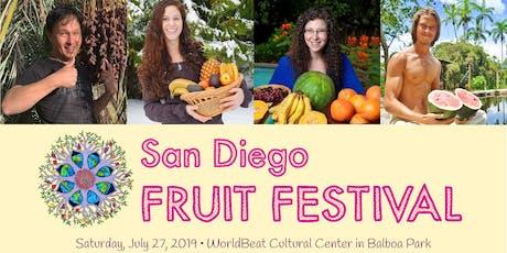 San Diego Fruit Festival tickets