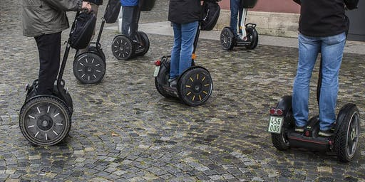 USGBC NCR Emerging Professionals Segway into Summer: a LEED Segway Tour