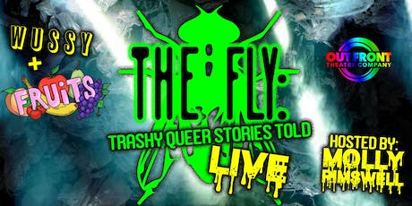 The FLY: Trashy Queer Stories Told Live tickets