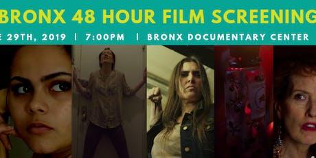 Bronx Film Screening tickets