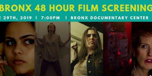 Bronx Film Screening
