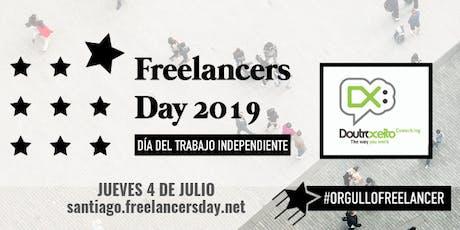 FREELANCERS DAY 2019 - SANTIAGO DE COMPOSTELA EN DOUTROXEITO COWORKING SANTIAGO entradas