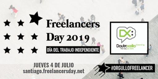 FREELANCERS DAY 2019 - SANTIAGO DE COMPOSTELA EN DOUTROXEITO COWORKING SANTIAGO
