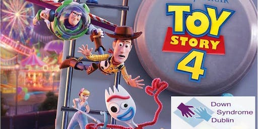 Down syndrome Dublin's Toy Story 4