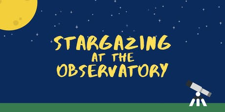 Stargazing at the Observatory tickets