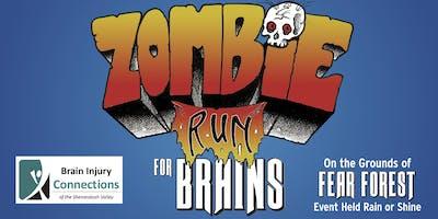 Zombie Run For Brains 2019   -    5th Annual!