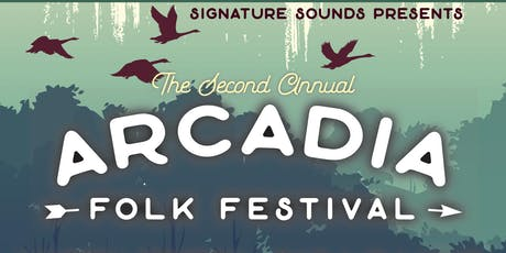 Arcadia Folk Festival 2019 tickets