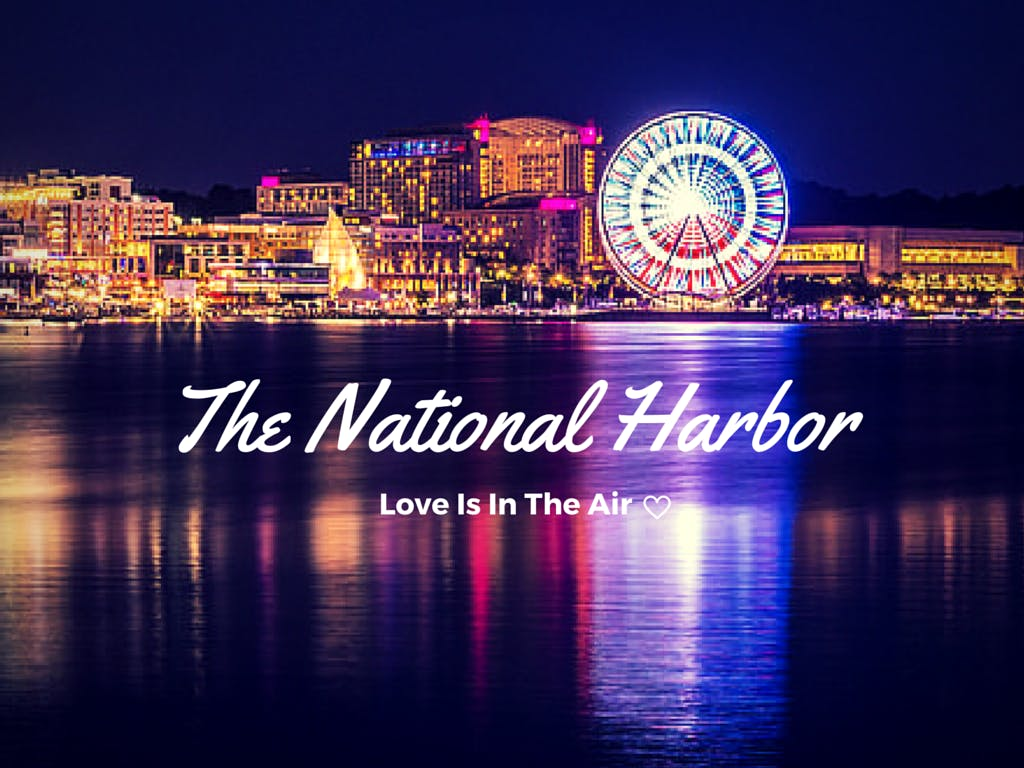 Roundtrip Transfer to NATIONAL HARBOR from Baltimore! Every Saturday!