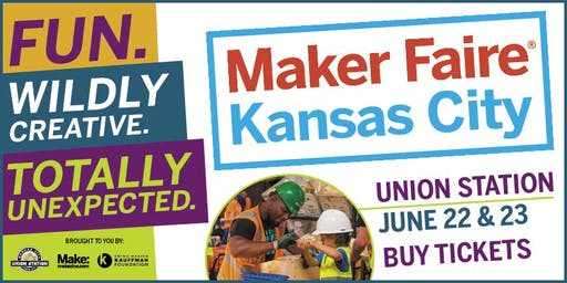 Maker Faire Kansas City 2019