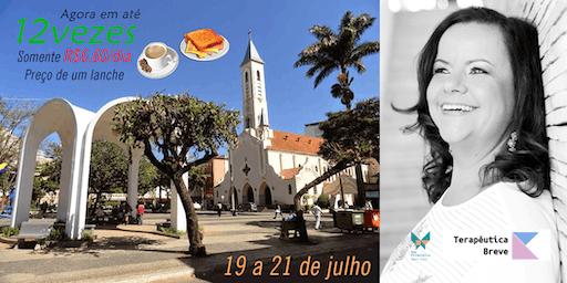 "Terapêutica breve... ""em Viçosa""- com Raquel Araujo"