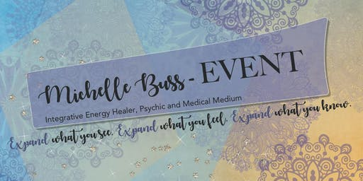 Healing Spirit - An Interactive Event with Healer and Medium, Michelle Buss