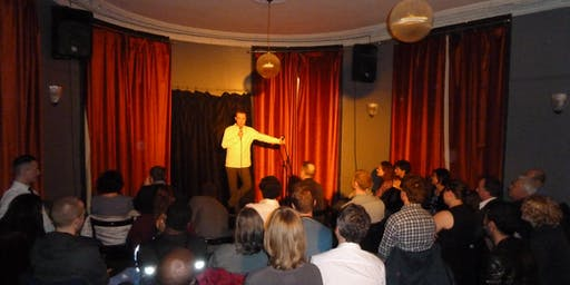 Charity Comedy Night @ The Castle