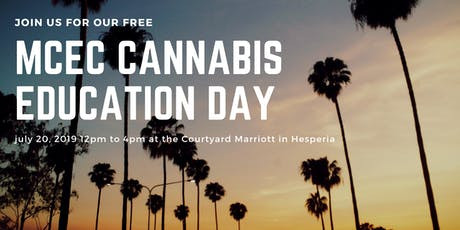 MCEC Cannabis Education Day tickets