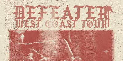 Defeater @ Holy Diver