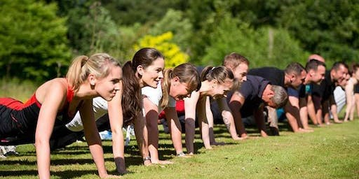 Mind Body Work out -  Outdoor Fitness Bootcamp