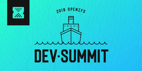 OpenZFS Developer Summit 2019 tickets