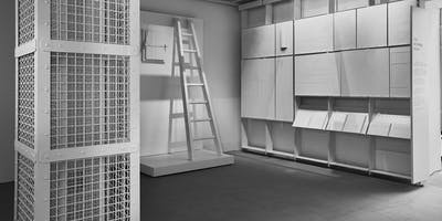 In Conversation: MEMORY, HISTORY, AND REPRESENTATION:  Origins of The Evidence Room