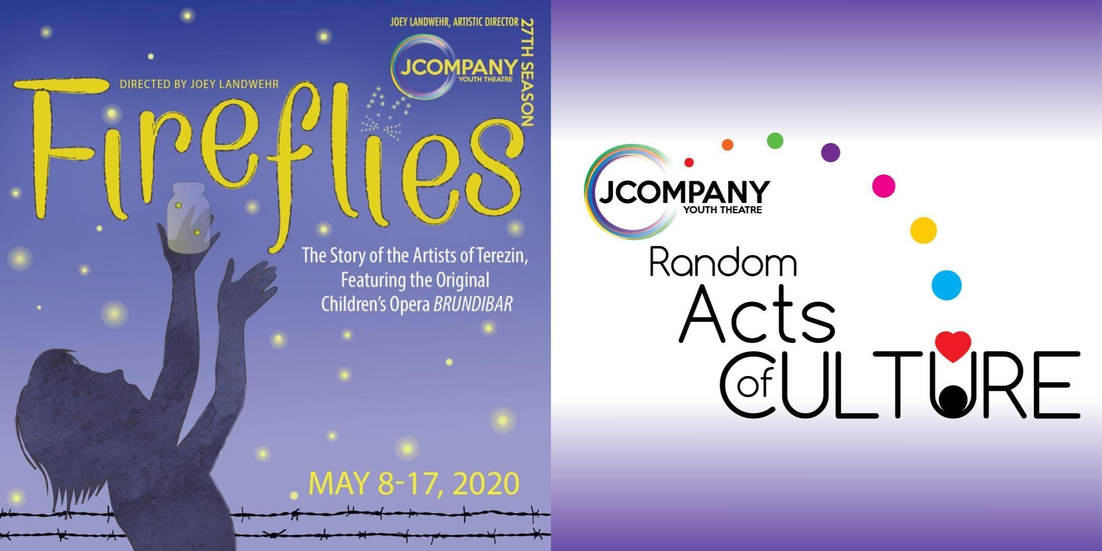 Free Tickets to Fireflies & The Childrens Opera Brundibar