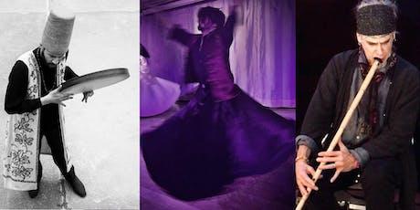 Crossing Boundaries Concert 6: Sufi Music, Dance & Poetry tickets