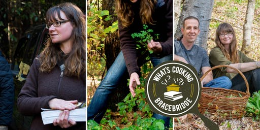 Foraging Hike with Laura Gilmour of Wild Muskoka Botanicals
