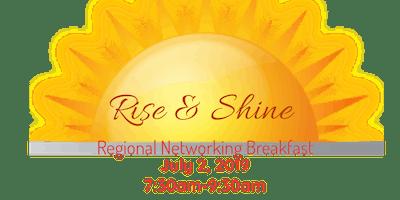 Rise & Shine Regional Networking Breakfast