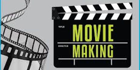 Mini Movie Making workshop, Grades 4-7  tickets